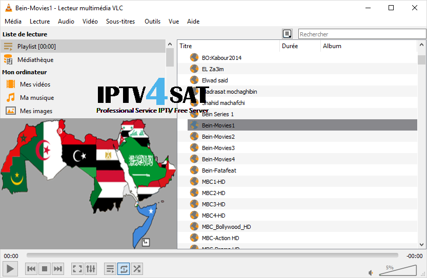 Iptv m3u arabic world free