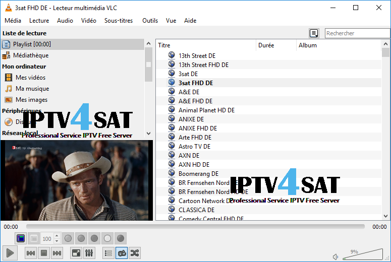 Iptv free m3u germany list