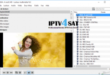 Iptv m3u playlist usa server