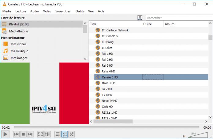 Server iptv m3u italia free