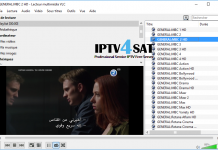 Gratuit m3u arabic iptv playlist