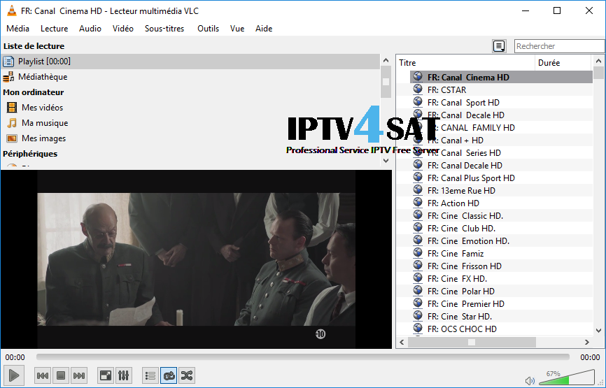 M3u playlist france iptv gratuit