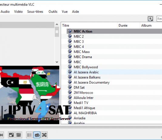 Iptv free arabic m3u playlist