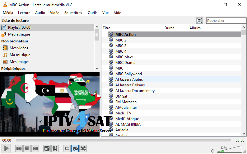 Iptv free arabic m3u playlist