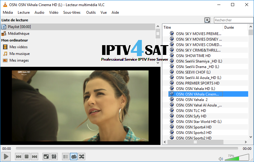 Iptv playlist m3u arabic gratuit