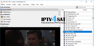 IPTV germany channels m3u server