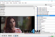 Playlist m3u arabic iptv serveur