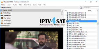 M3u iptv turkey playlist gratuit