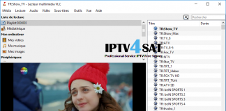 Playlist m3u turkish iptv serveur