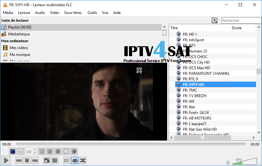 Iptv gratuit french 2018 m3u