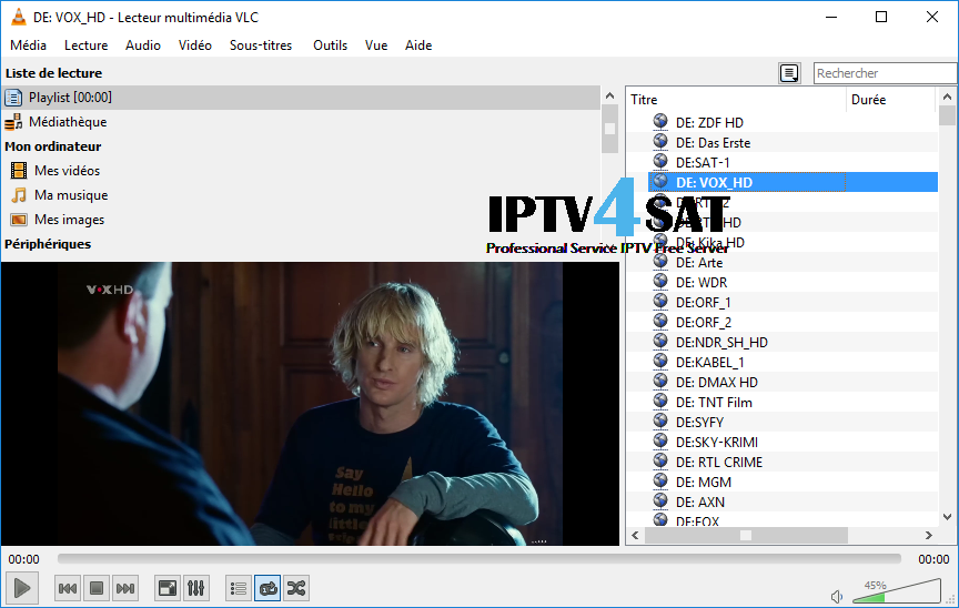 Iptv free germany server m3u
