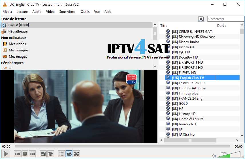 Iptv m3u england uk playlist