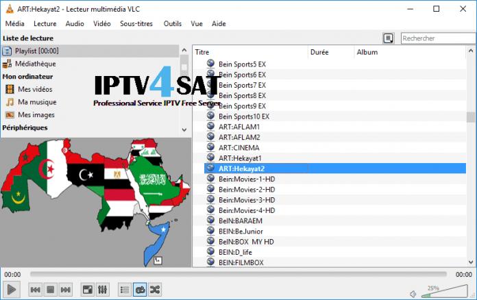 Serveur m3u arabe iptv gratuit