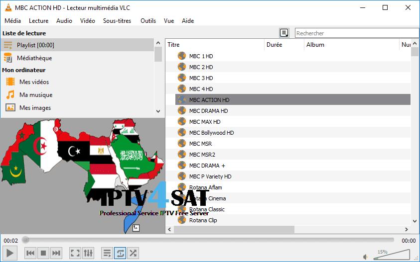 M3u arabic nilesat iptv gratuit