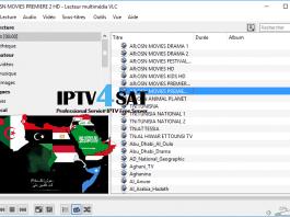 Iptv m3u arabe gratuit playlist