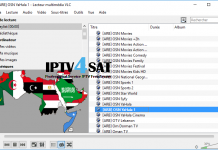 Iptv m3u free arabic playlist