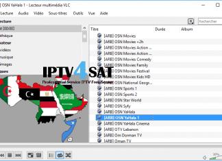 Iptv m3u free arabic playlist