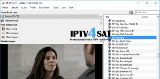 List m3u germany iptv free
