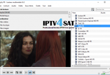 Iptv playlist french m3u serveur