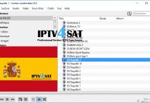 Playlist m3u españa iptv serveur