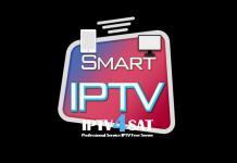 Iptv smart tv m3u8 playlist
