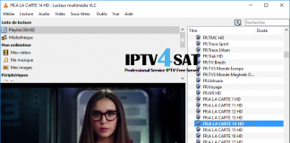 liste french gratuit iptv