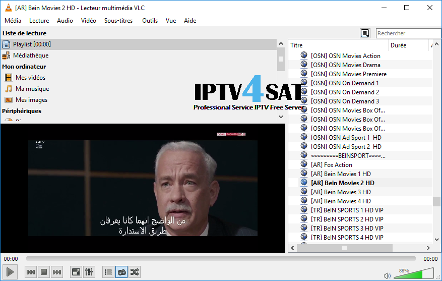 m3u arabic iptv playlist