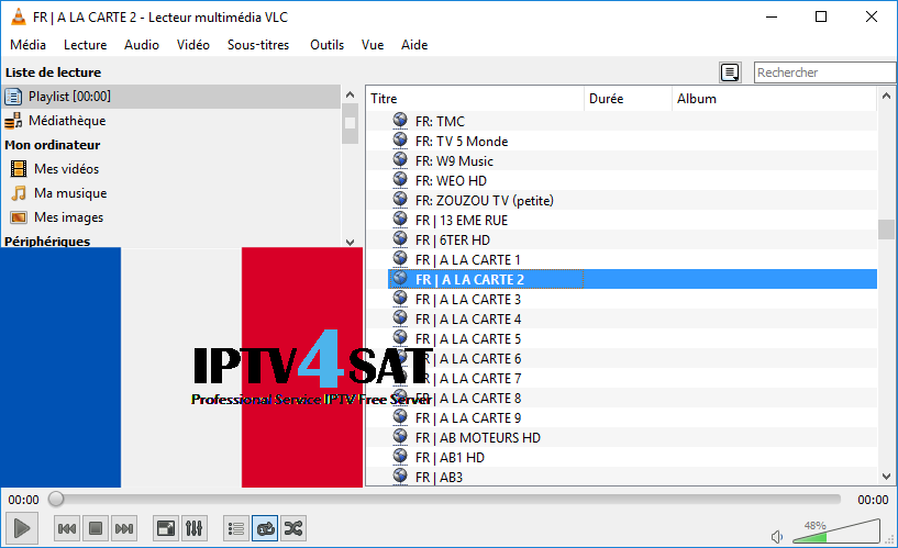 how to create m3u playlist