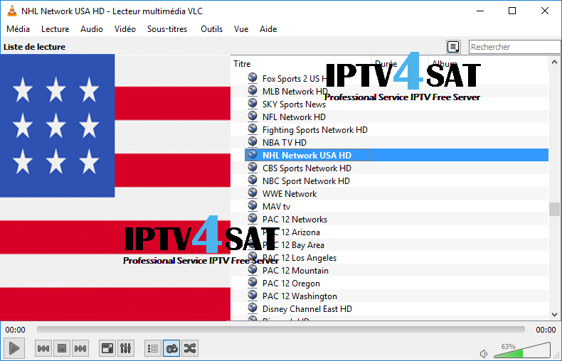 IPTV M3u America Playlist Free Channels 28/02/2018