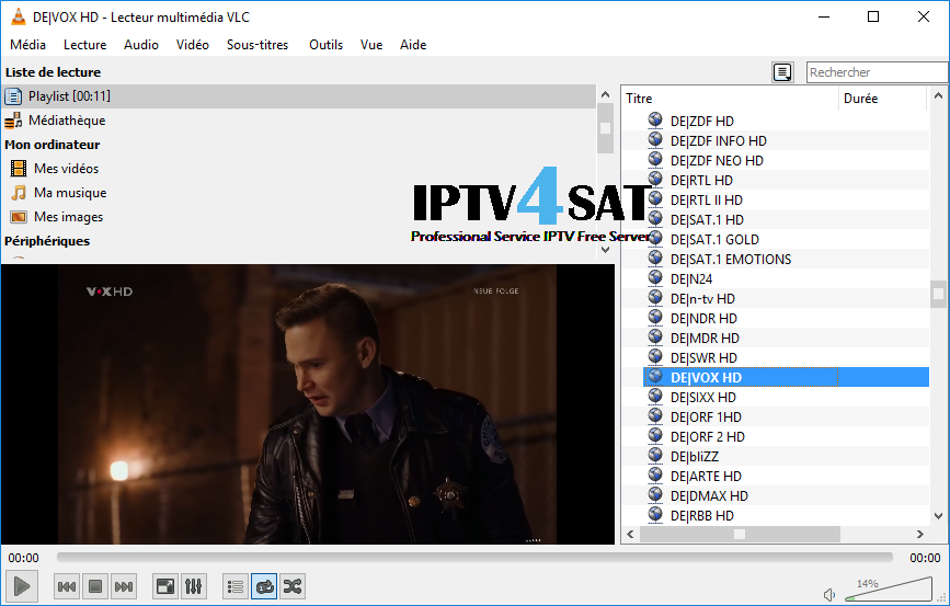 playlist deutsch iptv m3u