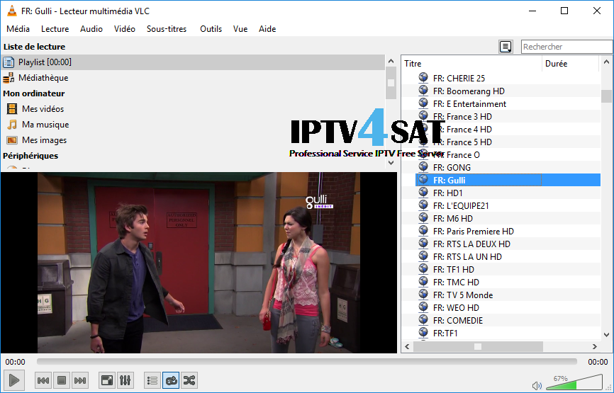 playlist france iptv gratuit