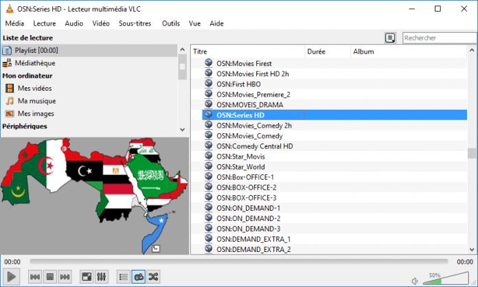 m3u arabe iptv gratuit