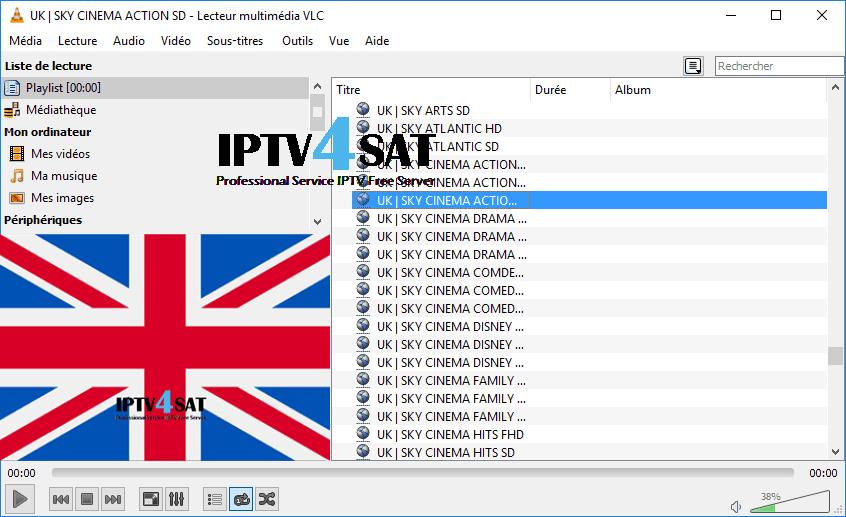 free england iptv playlist
