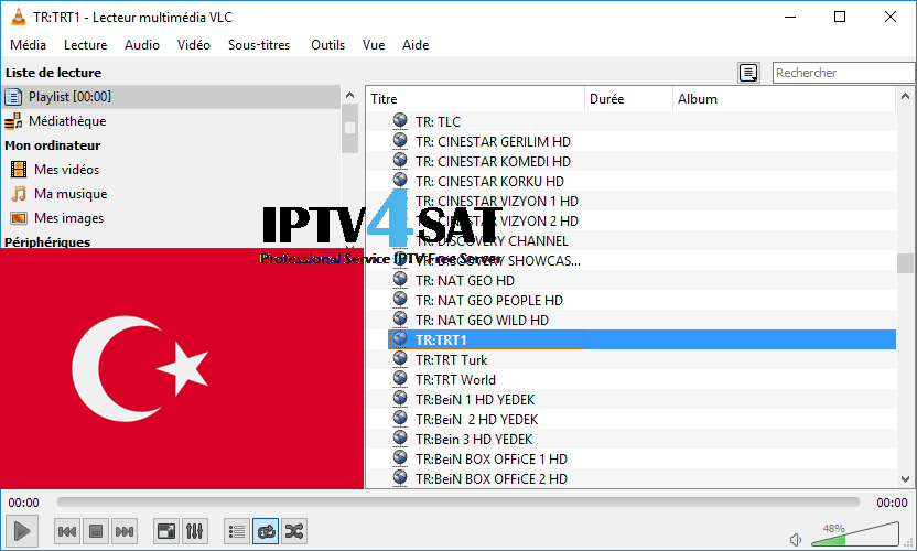 playlist turkish m3u gratuit