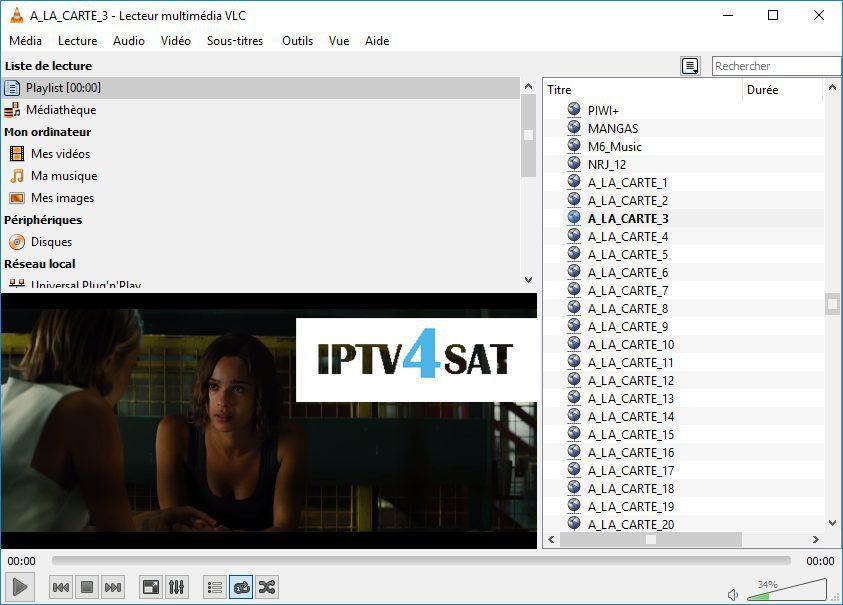 IPTV gratuit m3u france