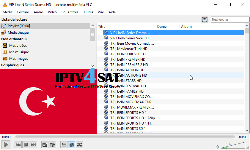 turkish iptv server