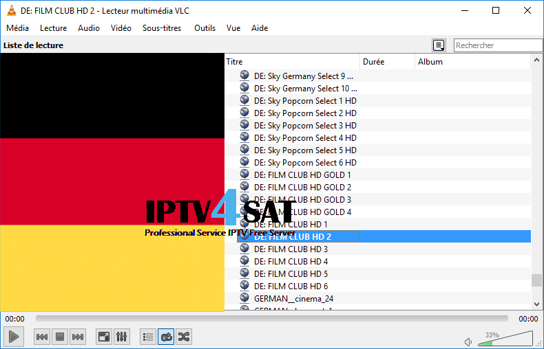 deutsch m3u playlist