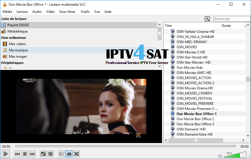 arabic iptv playlist
