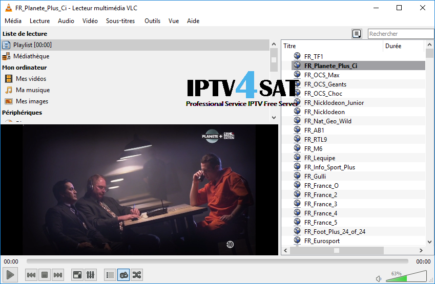 french gratuit iptv