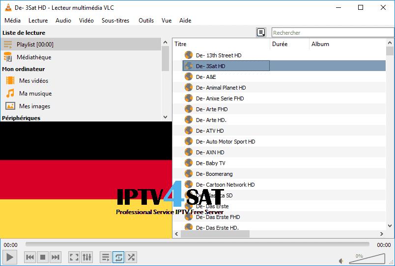M3u iptv deutsch server playlist
