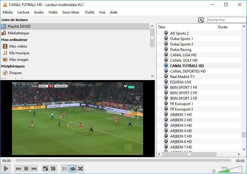 IPTV list beIN sport m3u