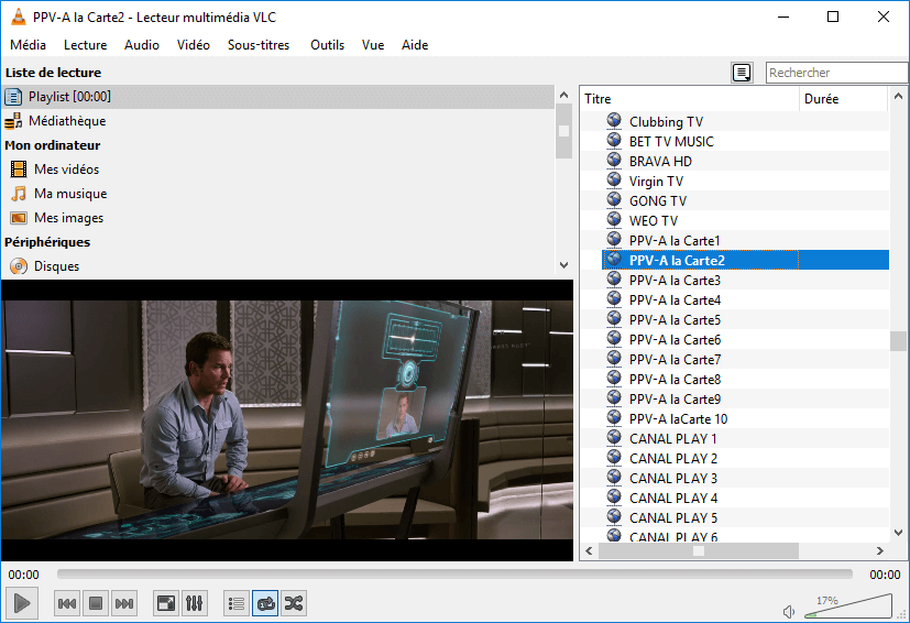 Iptv gratuit m3u france playlist