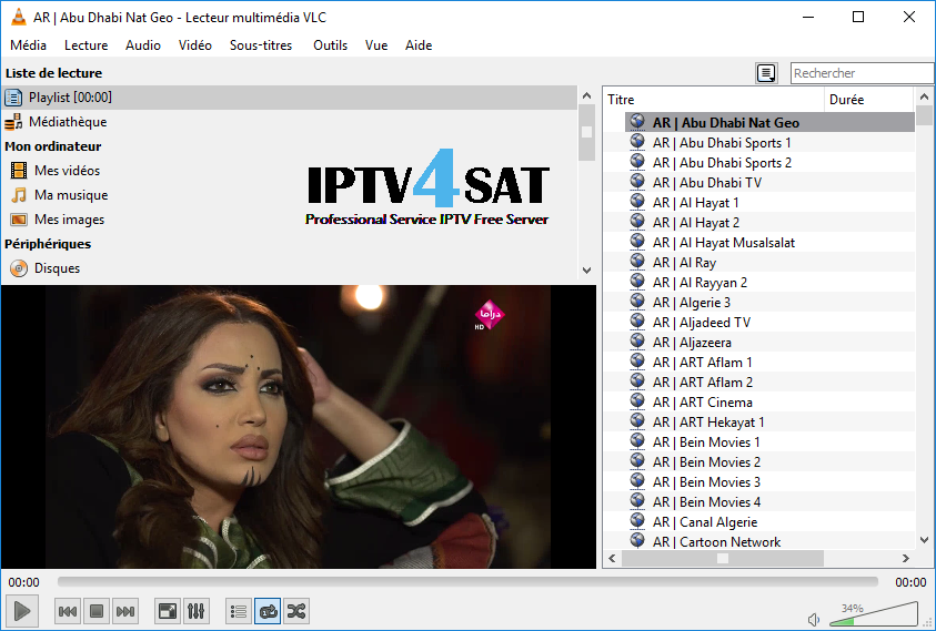 Iptv gratuit arabic channels