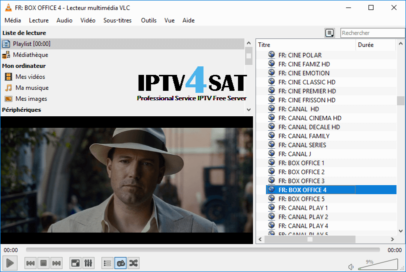 Exclusive iptv m3u french