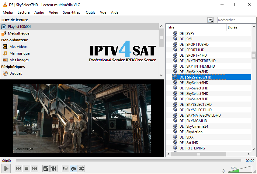 Iptv germany DE m3u Channels