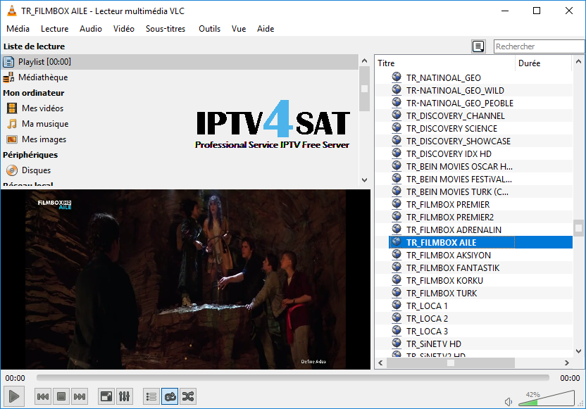 turkish iptv gratuit m3u