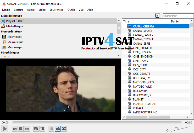 Server iptv m3u french gratuit