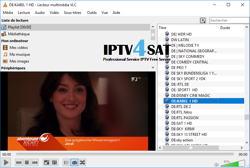 how to create playlist in vlc android