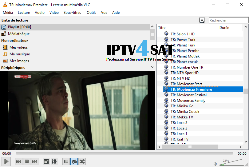 iptv turkish m3u gratuit