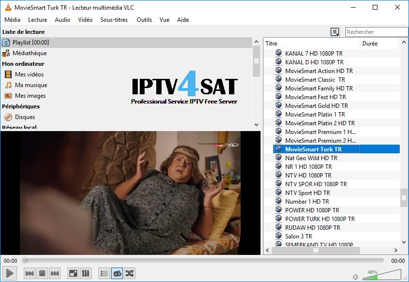 Iptv turkish gratuit